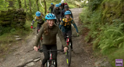 Kate Middleton's latest news today saw the Duchess visit the Lake District