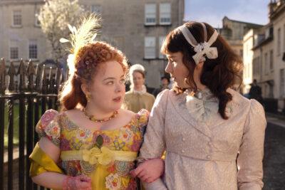 Bridgerton - Penelope and Eloise