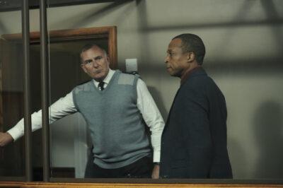 JUDE AKUWUDIKE as Delroy Grant in Manhunt