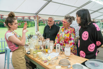 The Great British Bake Off returned and some complained that the tasks were too professional