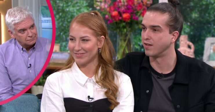Phil and Holly on This Morning today