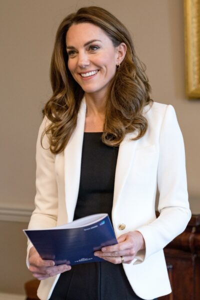Kate Middleton unveils Findings Of Biggest Ever Study On Early Years