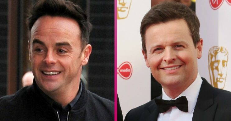 I'm A Celebrity 2021 hosts Ant and Dec