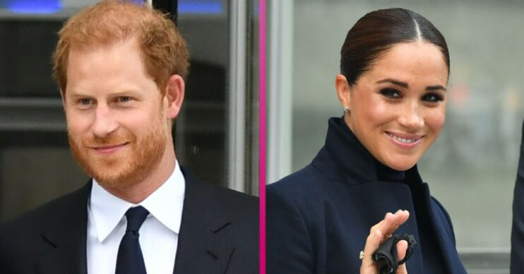 Prince Harry and Meghan Markle step out in New York