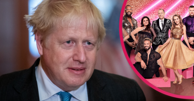 Strictly Come Dancing news: Boris Johnson urges dancers to get vaccinated