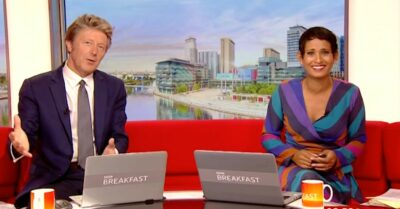 BBC Breakfast Naga Munchetty
