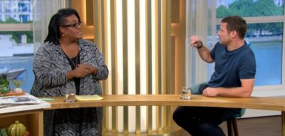This Morning hosts Alison Hammond and Dermot O'Leary