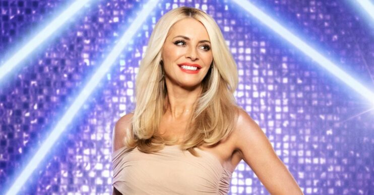 Tess Daly Strictly