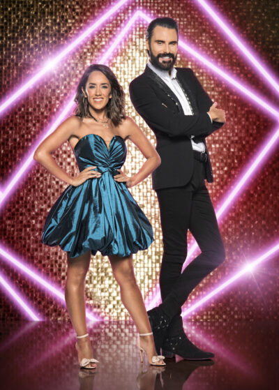 Rylan Clark Neal on Strictly It Takes Two