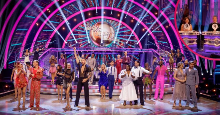 Strictly come dancing fans blast 'messed up' scoring