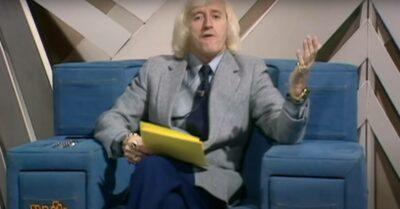 Jimmy Savile presented Jim'll Fix It