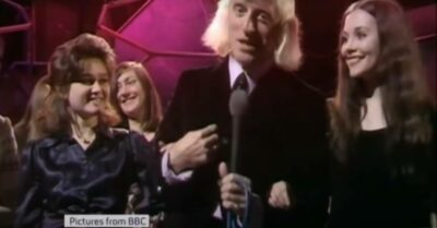 Jimmy Savile was a presenter on TOTP