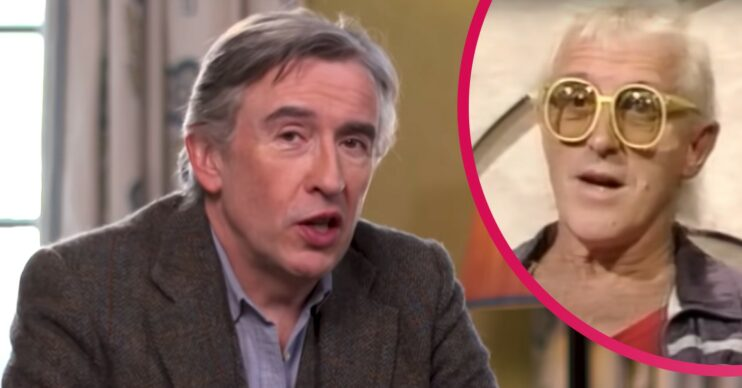 Jimmy Savile will be played by Steve Coogan