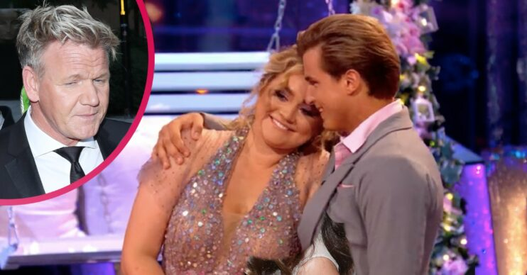Tilly Ramsay strictly
