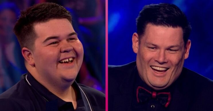 Beat the Chasers contestant Connor cracked everyone up