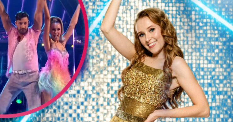 Rose Ayling-Ellis is favourite to win Strictly