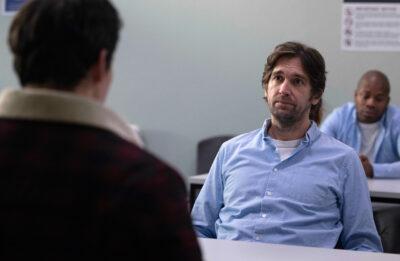 Owen McDonnell playing Ryan Kelvin in Silent Witness