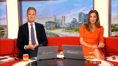 GMB today bbc breakfast