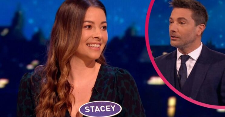 stacey collard on family fortunes 2021