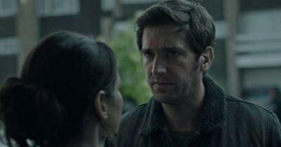 Owen McDonnell as Ryan Kelvin in Silent Witness