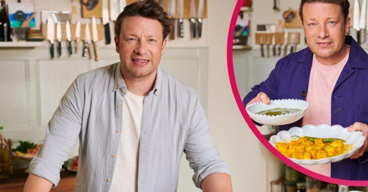 Jamie Oliver Together recipes