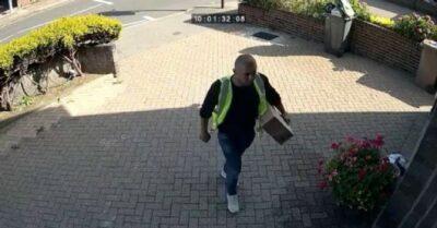 delivery driver assault Sandel Hornea