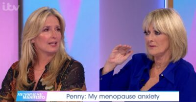 Penny Lancaster on Loose Women