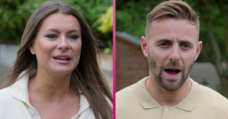 Married At First Sight UK couple Tayah and Adam