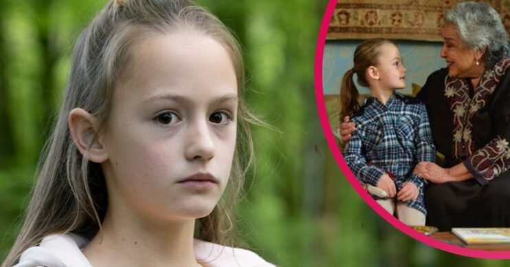 Hollington Drive on ITV1: Who plays Eva? Amelie Bea Smith played Daisy in EastEnders