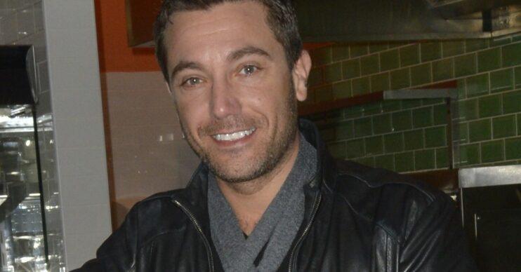 Gino D'Acampo during event