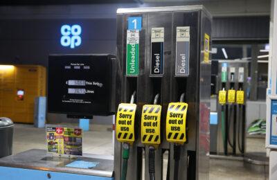 UK fuel crisis