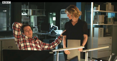 Silent Witness fans were delighted as Nikki and Jack got closer