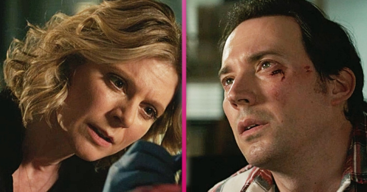 Jack and Nikki in Silent Witness