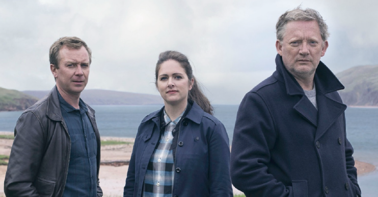 Shetland is back and the BBC has unveiled a first look