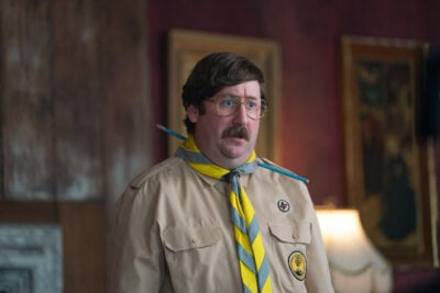 Jim Howick in Ghosts