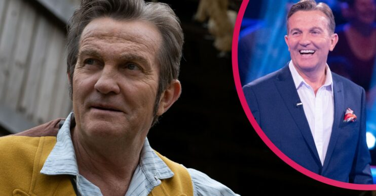 Bradley Walsh as Pa Larkin