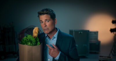 ATTACK OF THE HOLLYWOOD CLICHES - Rob Lowe