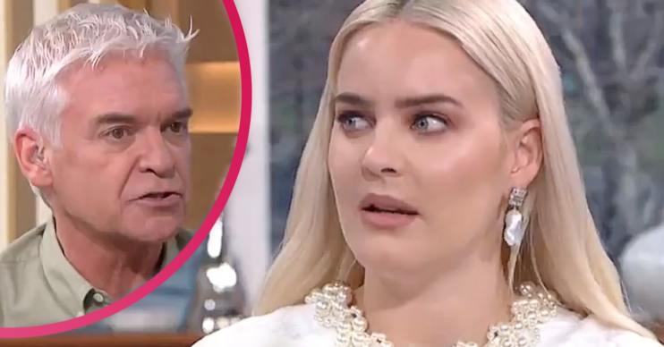 Anne-Marie divided fans with her dress on This Morning