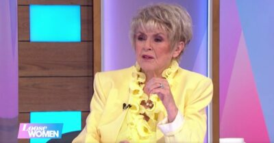 """Gloria Hunniford said Vin was a """"very special man"""""""