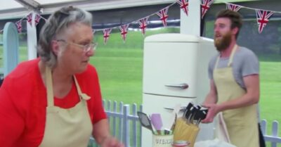 Bake Off: Diana and Iain