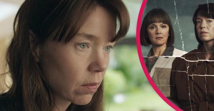 Anna Maxwell-Martin on ITV crime drama Hollington Drive