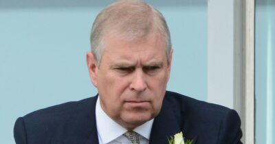 Prince Andrew news