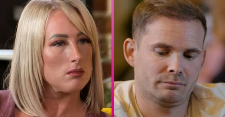 Married At First Sight UK reunion show: Morag and Luke