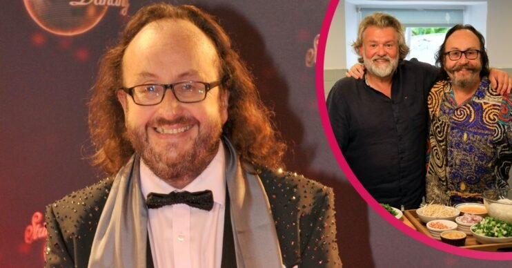 The Hairy Bikers' Dave Myers on mistaking glaucoma for a hangover