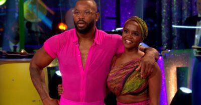 Strictly Come Dancing 2021 star Ugo Monye