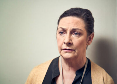 Pauline McLynn as Mary Thorpe