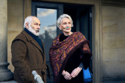 NICHOLAS WOODESON and SIAN PHILLIPS