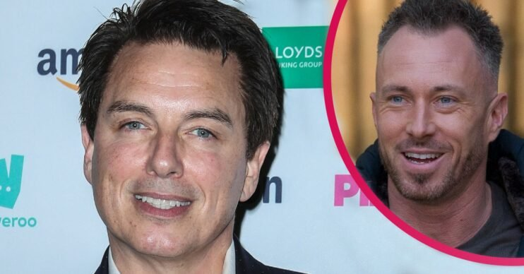 John Barrowman will be replaced by Dancing On Ice