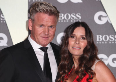 Gordon Ramsay and wife Tanya