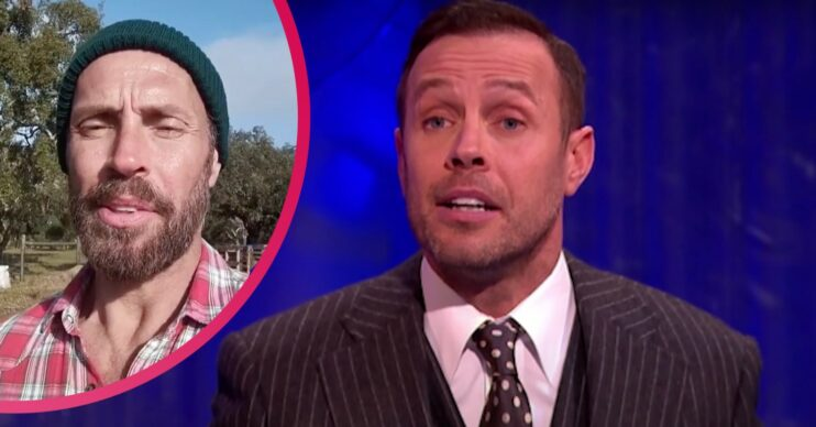 Ex Dancing On Ice judge Jason Gardiner lives in a tent